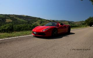 test drive Maranello tour Mountain 60 minuti